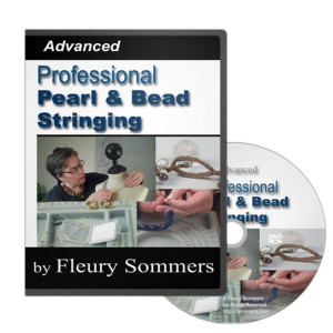 Advanced Professional Pearl and Bead Stringing