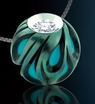Diamond in a Pearl by Galatea