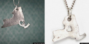 Side by side jewelry images