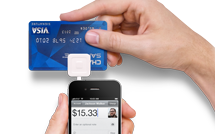 Square Mobile Device Payment System