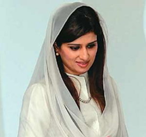 Hini Rabbani Khar