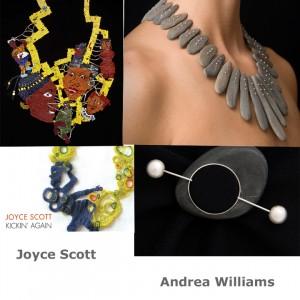 Joyce Scott & Andrea Williams