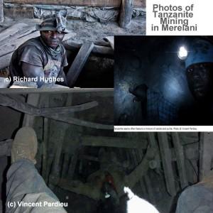 Tanzanite Mining