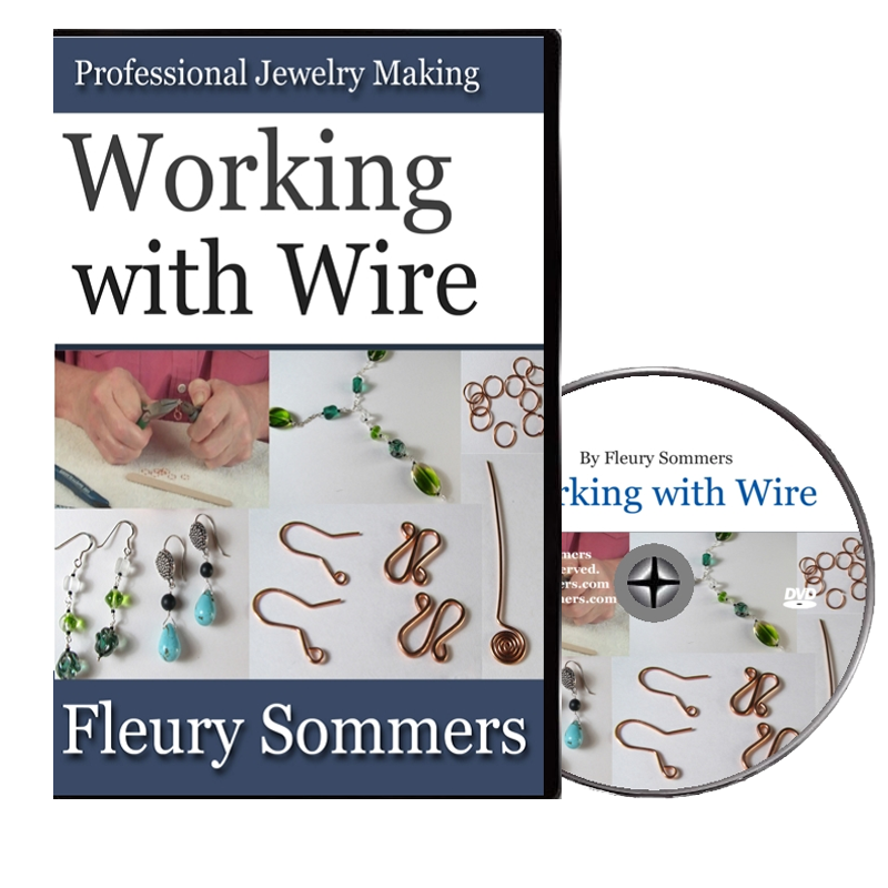 Working with Wire to Make Jewelry DVD