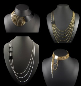 Fringes in Jewelry Design