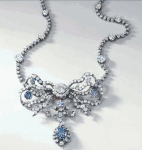 Cullinan Diamonds Set in Silver