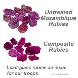 Composite Rubies