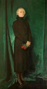 Annie Cowdray, c 1920