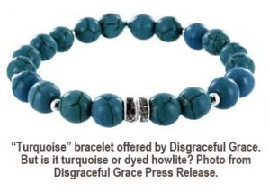 Howlite bracelet?