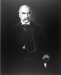 J.P. Morgan photograph by Edward Steichen