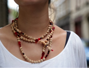 Tord Boontje Cherry Pit Necklace