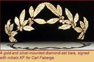 Faberge tiara