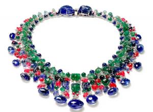 Tutti Frutti Necklace (Daisy Fellowes)