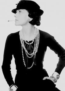Coco Chanel with Verdura Cuffs