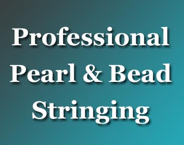Making Jewelry by Pearl & Bead Stringing