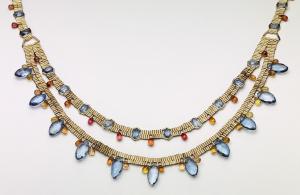 gemstones, blue topaz, beading, beaders